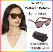 国内発送☆Wildfox☆人気Catfarer Deluxe Sunglasses♪送料税込