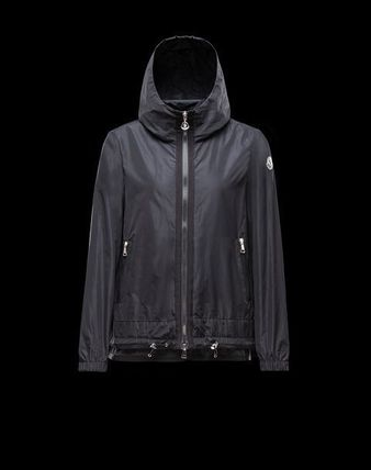 Moncler 2016新作 ROMBOU ブラック ブルゾン