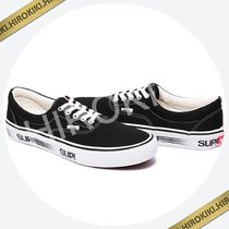 【送料込】16SS★Supreme Vans Motion Logo Era エラ Black 黒