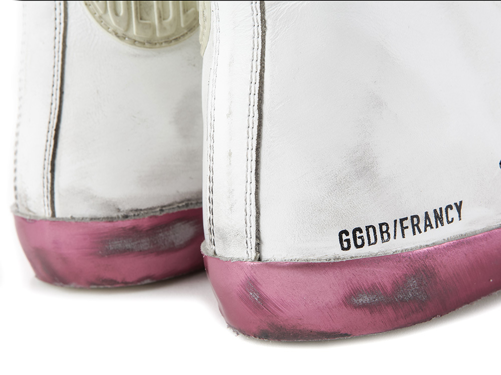 【関税負担】  Golden Goose FRANCY G28WS591 E38 / EMS