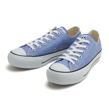 【国内正規品】CONVERSE ALL STAR PLTS DUNGAREE OX 32891256 青