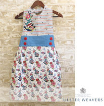 Ulster Weavers Ruby Tattoo Flowers 花柄 エプロン ulsap7ttf01