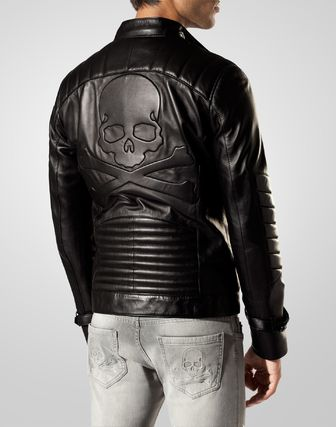 "Only PHILIPP PLEIN plyayna jacket ""not now"""