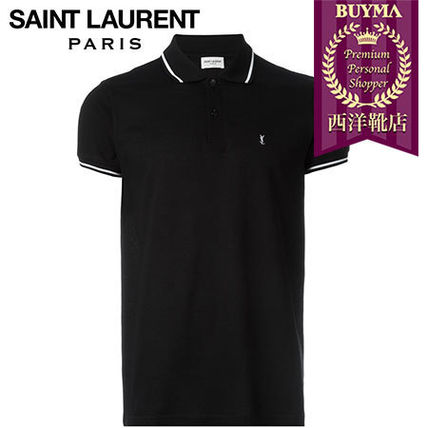 SAINT LAURENT┃16SS┃CLASSIC POLO SHIRT