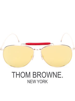 Thom THOM BROWNE Aviator sunglasses g-dragon