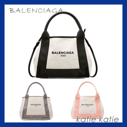 popular BALENCIAGA Navy for Cabas XS