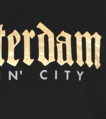 Tシャツ Amsterdam Roll Up ☆ CAYLER&SONS