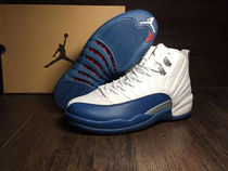 "【新作 NIKE】AIR JORDAN 12 RETRO ""FRENCH BLUE"""