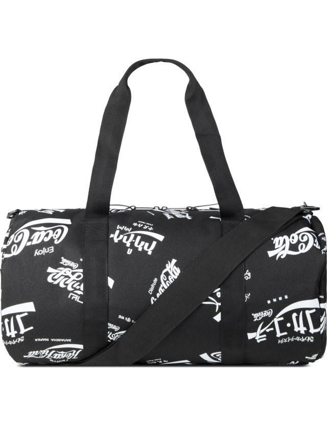 "【送料無料】Herschel Sparwood ""Coca-cola Collection"" Duffle"