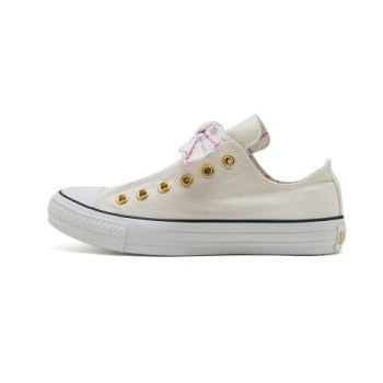 【国内正規品】CONVERSE ALL STAR SCARFY SLIP OX 32891240 白