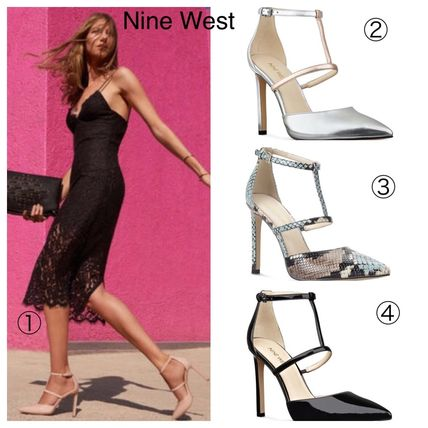 Nine West パンプス Nine West ☆新作☆TORNAYDO Pointy Toe パンプス☆(4色)