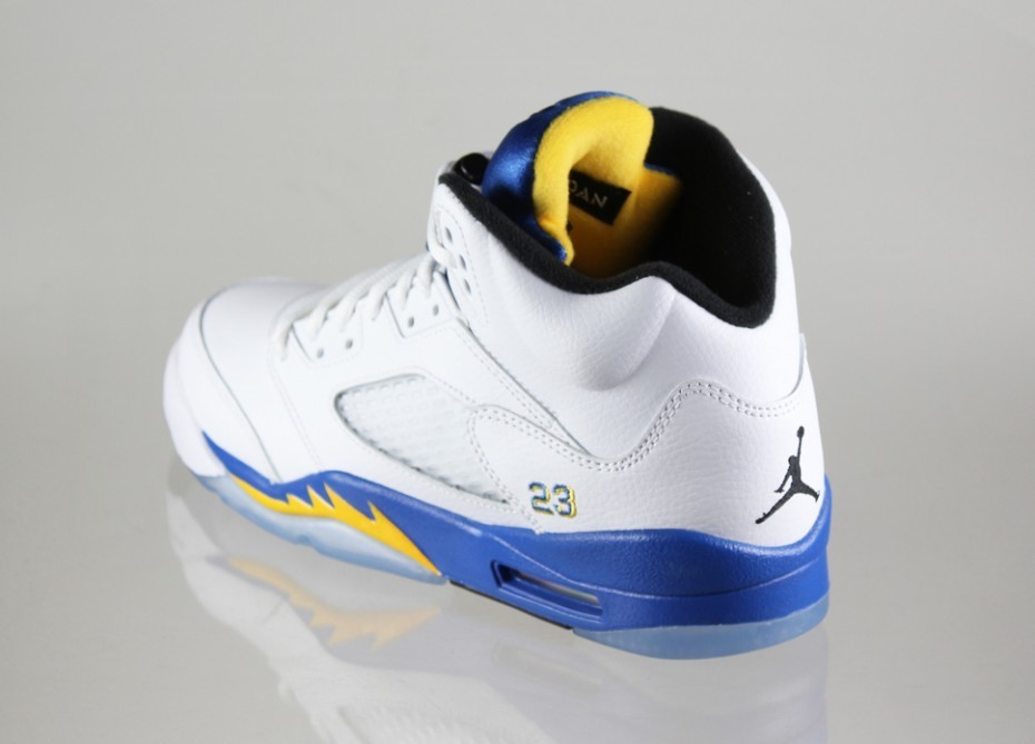 "★WMNS★[NIKE]Air Jordan 5 Retro GS ""Laney"" 【送料込】"