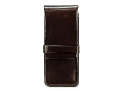 Il Bussetto ペンケース 7815107 D.BROWN d7815107dbrown