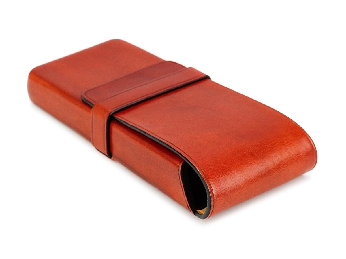 Il Bussetto ペンケース 7815108 RED ペンホルダー d7815108red