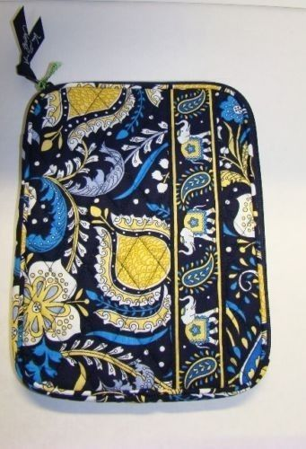 【在庫有即発】E-Reader Sleeve in Ellie Blue