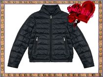 MONCLER **Cheevry** レザー大人もOK!【12才=00 14才=0〜1】