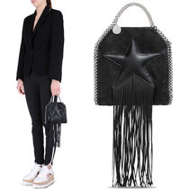16SS SM210 STELLA McCARTNEY 'Falabella' star tiny tote