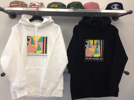 16SS 追尾/関税込☆ 即発 Mendini Hooded Sweatshirt