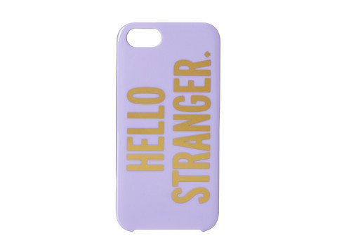 iphone6/6sケース#Resin iPhone 5 Hello Stranger/kate spade