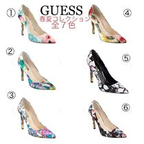Guess☆期間限定セール☆Babbitt Printed パンプス(全7色)