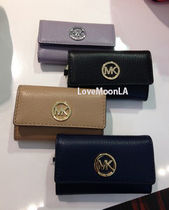 【Michael Kors】新作☆FULTON KEY CASE ☆4色