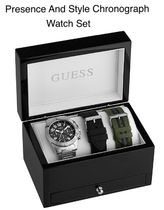 GUESS≪期間限定セール≫スタイリッシュな腕時計セット