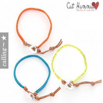 セレブ愛用 ☆Cat Hammill☆ Leather Single Bracelets S78