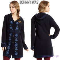 Johnny was(ジョニーワズ ) コート ★セール即発★JWLA Embroidered Hooded Coat★