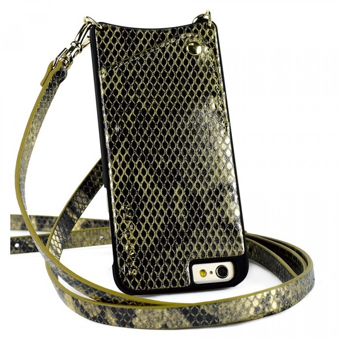 人気急上昇!!RonHerman☆Bandolier iPhone 6Plusケース☆