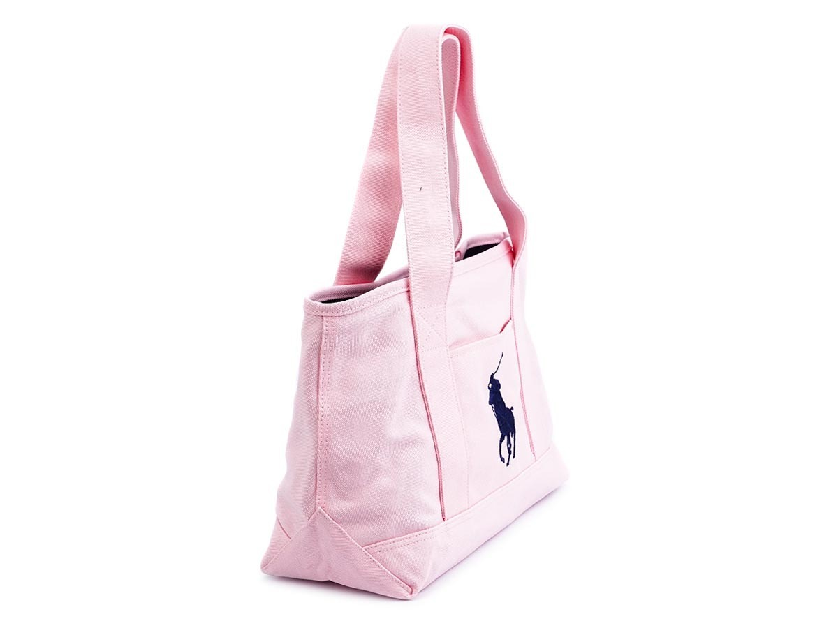 RalphLauren トート 16ss950189 MEDIUM SCHOOL TOTE PINK