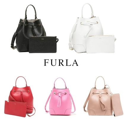 FURLA BEH3 STACY BUCKET 2 6 color with