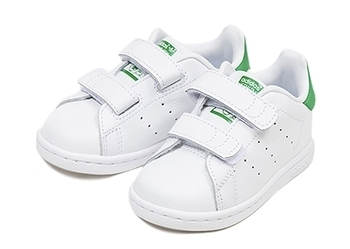 【国内正規品】adidas Originals STAN SMITH CF I M20609 白/緑