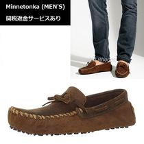☆Minnetonka(メンズ)☆Original Cowhide Driving Moccasin