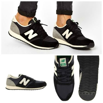 popular New Balance 420 sneakers black