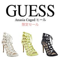 Guess☆期間限定セール☆Anasia Caged ヒール(3色)