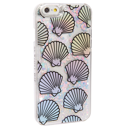 即日発送・SKINNYDIP IPHONE 6/6S CASE LEAR☆ Glitter Shell