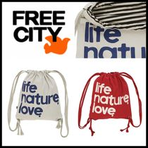 FREE CITY(フリーシティ) バックパック・リュック 【国内発送】FREE CITY Life Nature Love Reversible Backpack