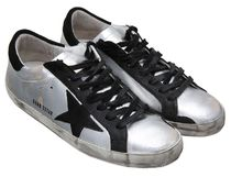 【関税負担】 Golden Goose16SS SUPERSTAR/SILVER/BLACK/EMS