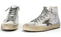【関税負担】 Golden Goose FRANCY WHITE NATURAL GUM/EMS