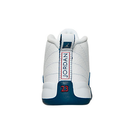 SS16 AIR JORDAN RETRO 12 TD FRENCH BLUE 10-16cm 送料無料