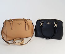 【即発◆3-5日着】COACH◆MINI CHRISTIE 2wayバッグ◆F36704