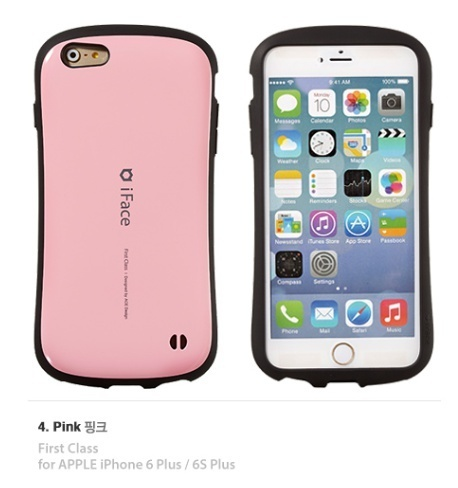 【日本未入荷】iFace First Class iPhone6S/6S+ ケース