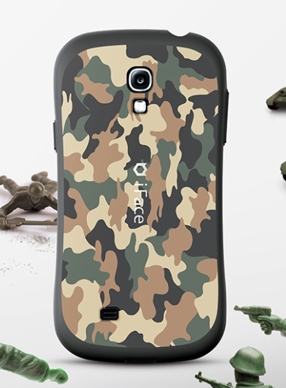 【日本未入荷】iFace ART FACE Military iPhone 5/5S ケース☆