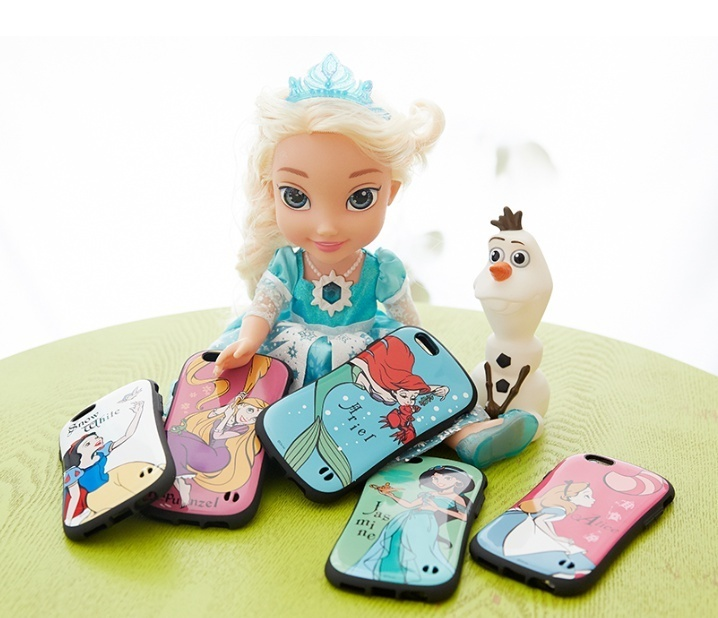 【日本未入荷】iFace Disney Girls Series iPhone6/6S ケース☆