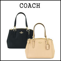 【即発★3-5日着】COACH★ MINI CHRISTIE 2wayバッグ★F36704