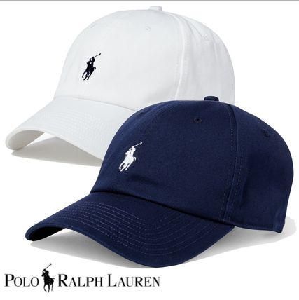 Classic PONY embroidered cotton base ball cap