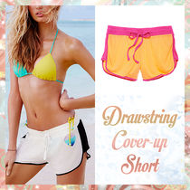 ★Victoria's secret★セール!Drawstring Cover-up Short♪