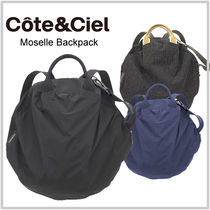 COTE & CIEL(コートエシェル) バックパック・リュック 最短翌日着)Cote&Ciel Moselle Backpack リュックサック