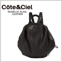 COTE & CIEL(コートエシェル) バックパック・リュック 最短翌日着)Cote&Ciel Moselle Backpack リュックサック 本革