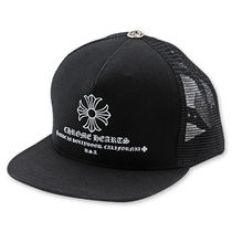 【CHROME HEARTS】キャップ Made In Hollywood trucker cap